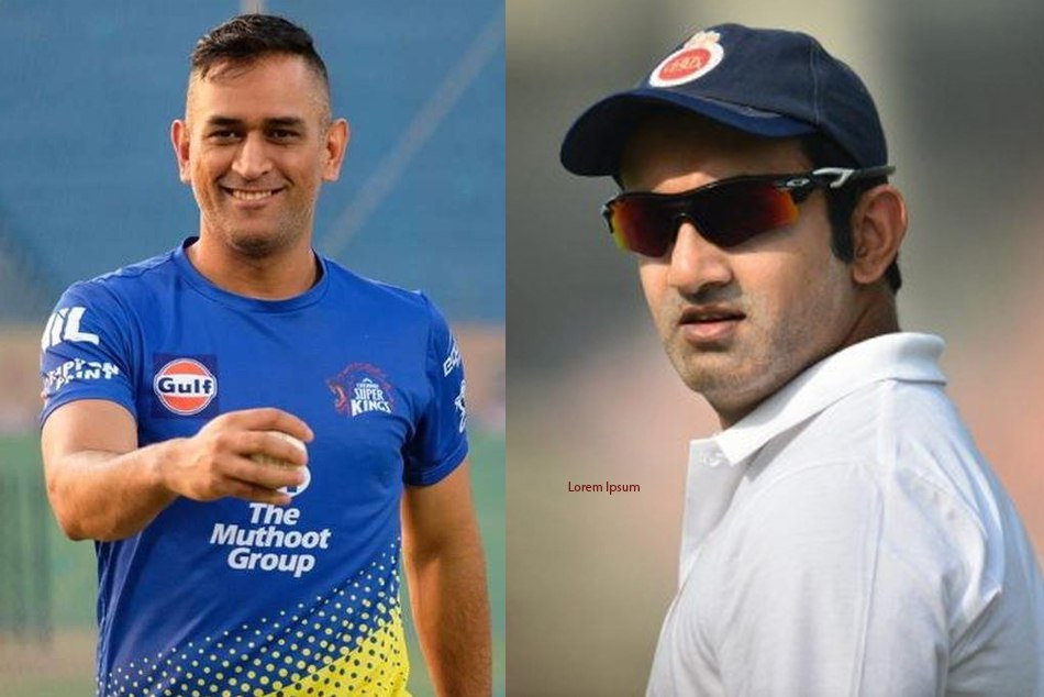 Ipl 2019 Gautam Gambhir Wants Sanju Samson At No 4 In World Cup Trolled By Dhoni Fans
