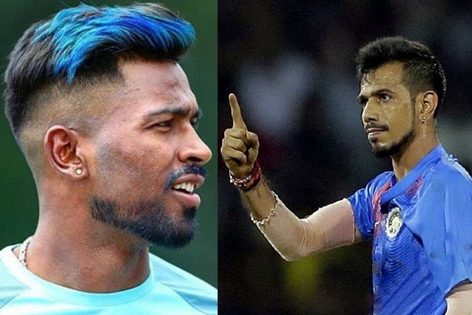 Yuzvendra Chahal Trolls Hardik Pandya On Posting Shirtless Pic Instagram