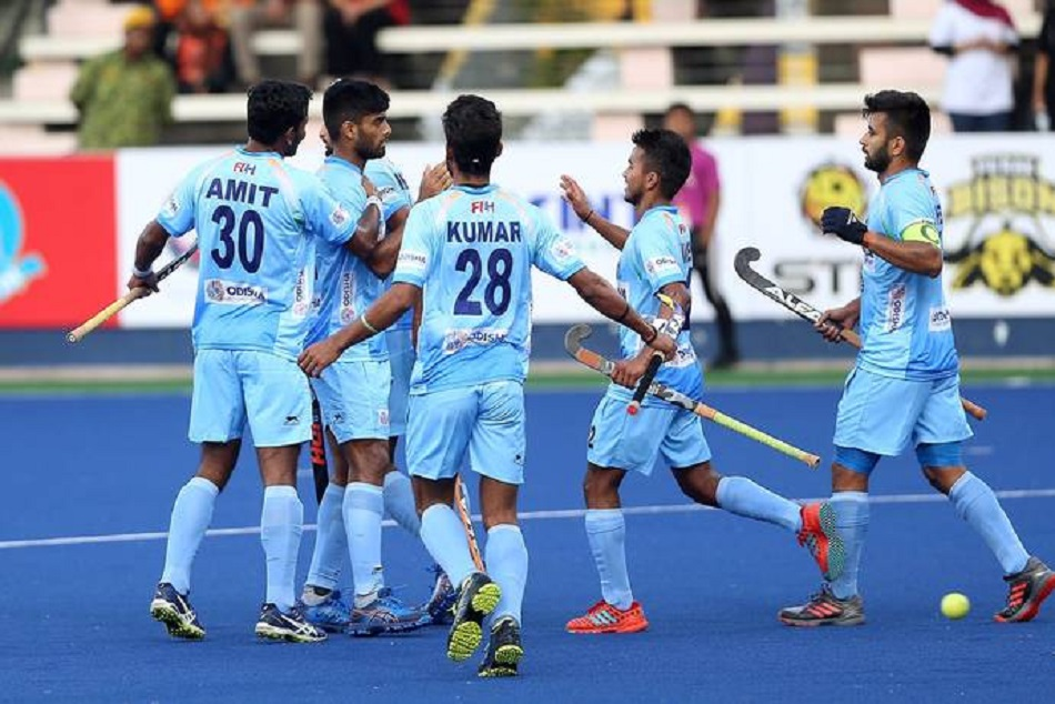 India Thrash Canada 7 3 Put On Foot In Final Of Azlan Shah Hockey Tournament