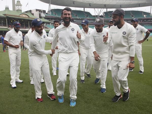 नंबर वन टीम इंडिया-