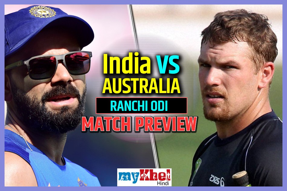 India vs Australia, 3rd ODI: Indias eyes will be on the series win at dhonis home ranchi