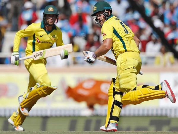 ऑस्ट्रेलिया की दमदार बल्लेबाजी-