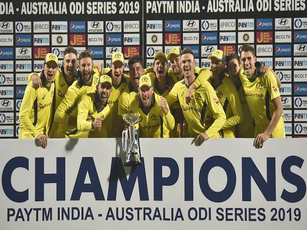 विश्व कप से पहले 'चैंपियन' बना ऑस्ट्रेलिया-