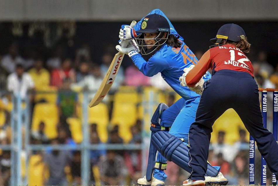 India Women Vs England Women 1st T20i