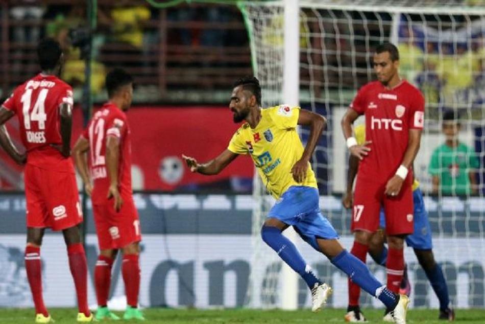 Isl 5 Kerala Blasters Is Looking Easy Win Agaisnt Weak Norteast United