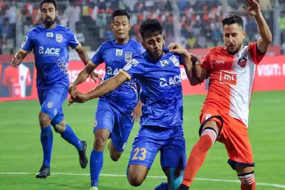 Isl 5 Mumbai City Fc Will Face Fc Goa Playoff