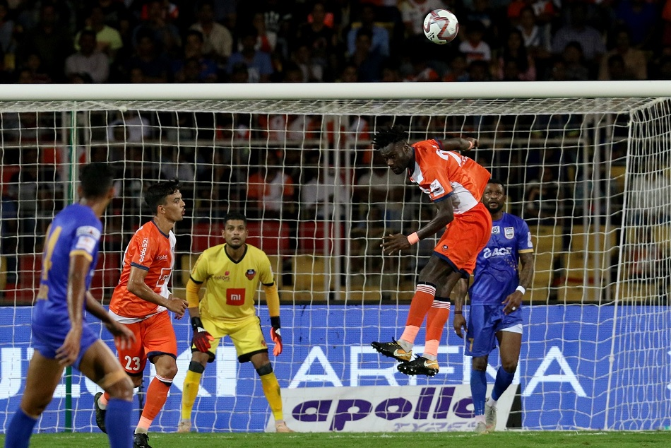 Isl 5 Mumbai City Fc Knockouts The Fc Goa Semifinal Stage Two