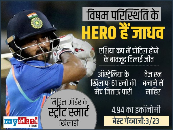गेंदबाजी में भी HERO