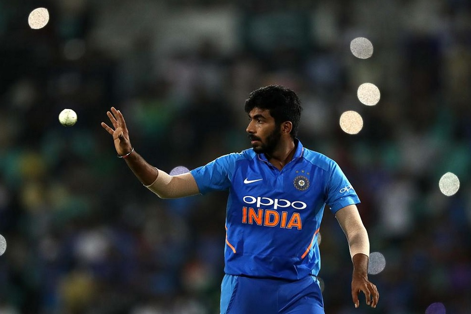 Indvsaus Death Over Specialist Jasprit Bumrah S Lethal Bowling Video