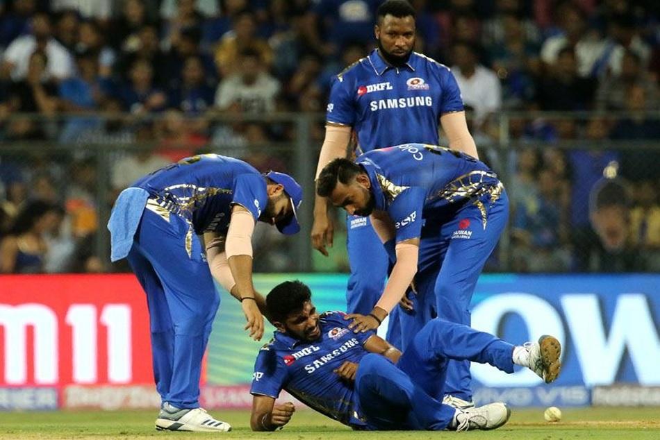 Ipl 2019 Big Update On Mumbai Indians Bowler Jasprit Bumrah Injury