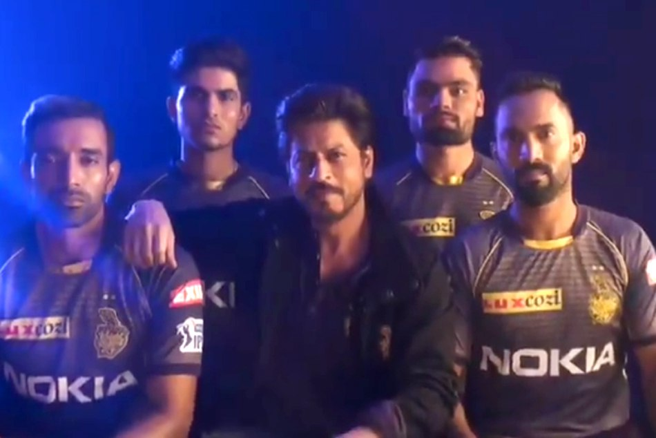 Ipl 2019 Kkr Is Ready Shahrukh Khan Shows How S The Team Preparation Video