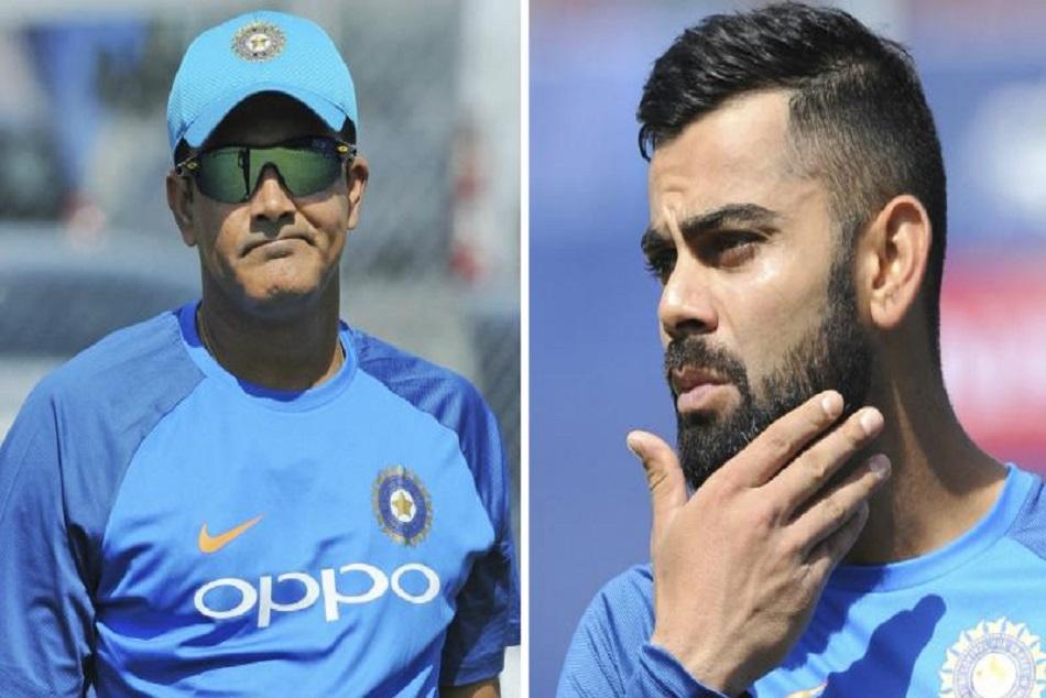 Anil Kumble Unhappy With Virat Kohli Strategy 4th Position