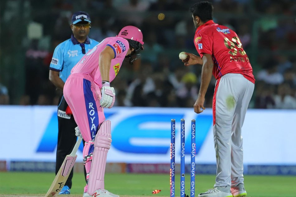 Ipl 2019 R Ashiwn Gets Full Support From The Mcc On Mankading Issue