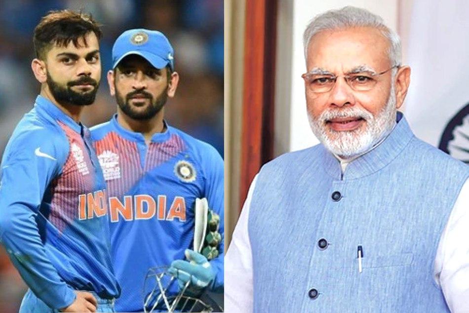 Pm Modi Tweet Sports Players Before Election