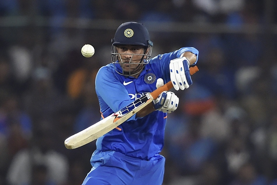 Mahendra Singh Dhoni Now Becomes The Highest Six Scorer Playing India Surpassing Rohit Sharma