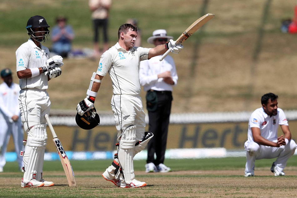 New Zealand Team Create History After Made More Than 700 Runs