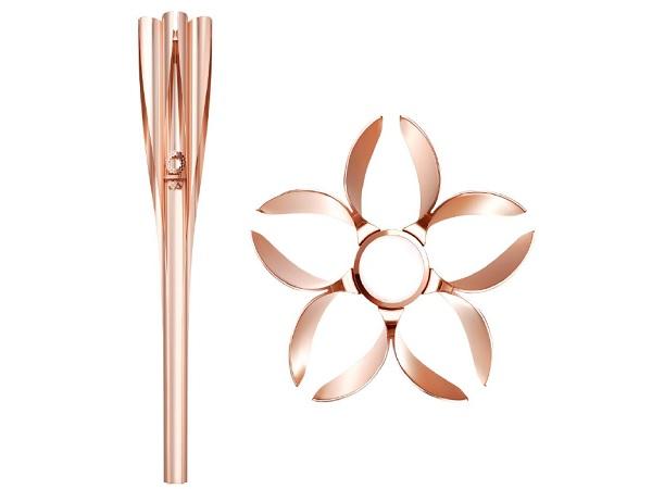 'बुलेट' ओलंपिक टॉर्च-