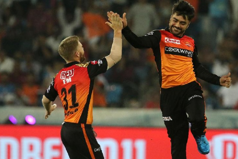 Ipl 2019 Rashid Khan Reveals He Can Bowl Five Different Types Of Leg Spin In An Over