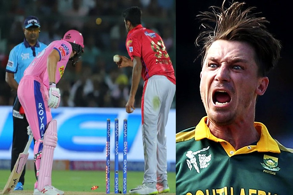 Ipl 2019 Dale Steyn Said On Mankad Controversy Ashwin Is Not Winning Any Spirit Of Cricket Award
