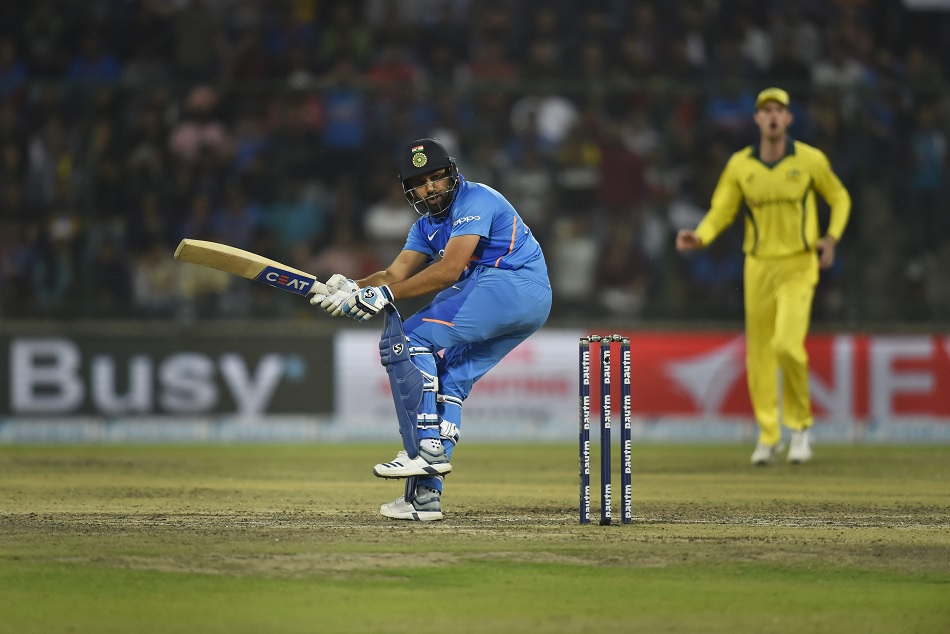 INDvsAUS: Rohit Sharma becomes among the fastest 8,000 ODI runs achiever