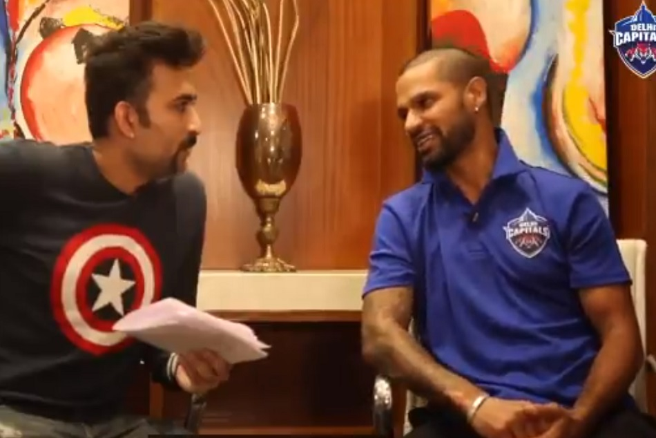 Shikhar Dhawan Told This Pakistani Player Is My Favourite Bowler