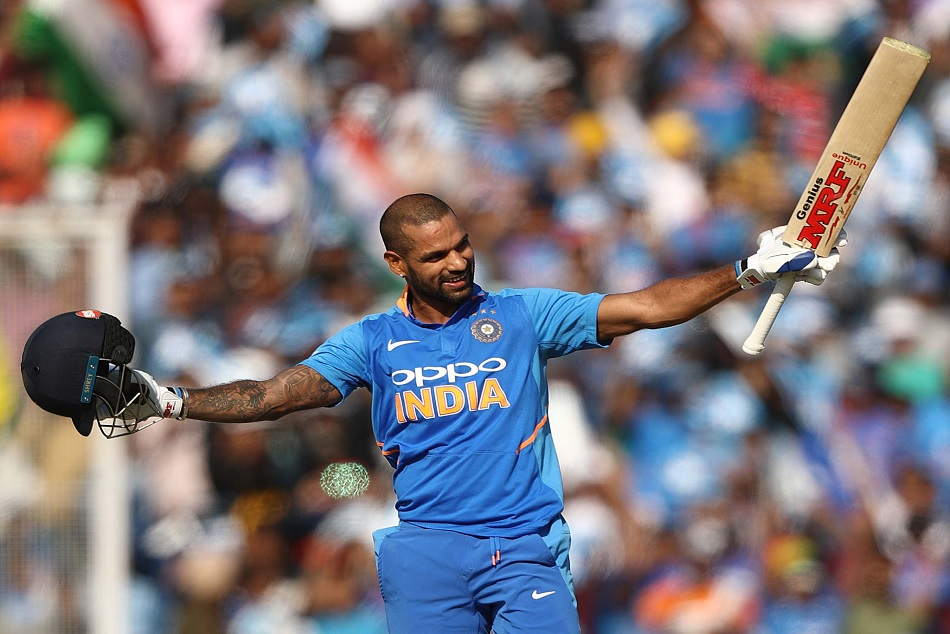 Shikhar Dhawan Shares His Family Photo With Heart Melting Message