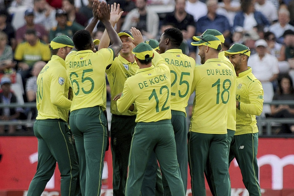 South Africa Take Victory The Super Over Against Sri Lanka T20 Match