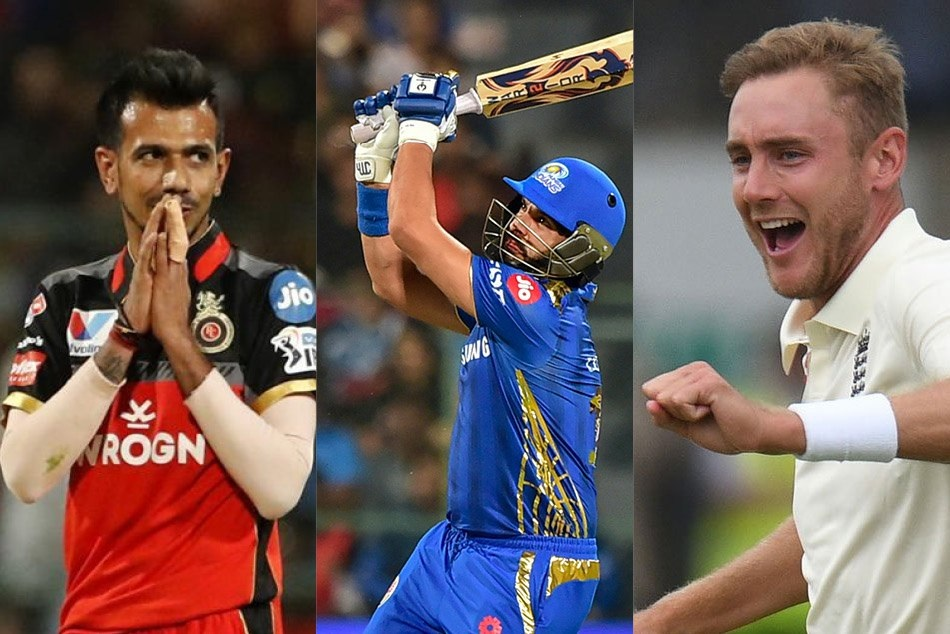 Stuart Broad Give A Reply To Yuzvendra Chahal Ipl