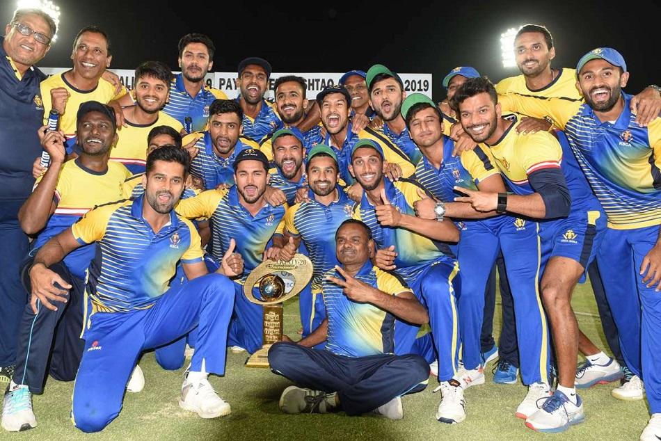 Mayank Agarwal Stars As Karnataka Ease Past Maharashtra Lift Trophy
