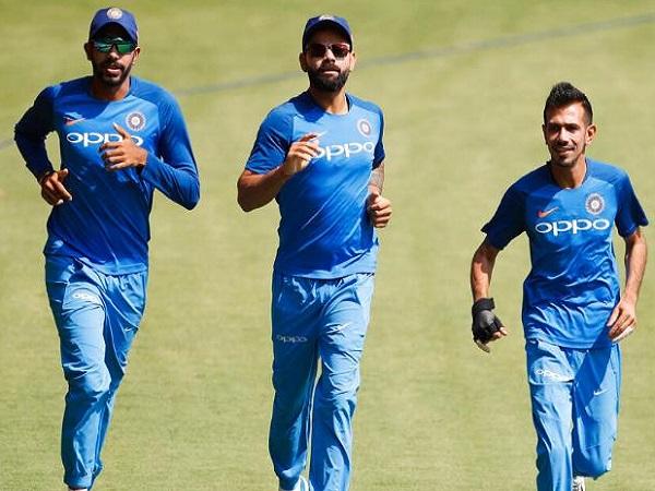 ऐसी है भारतीय टीम