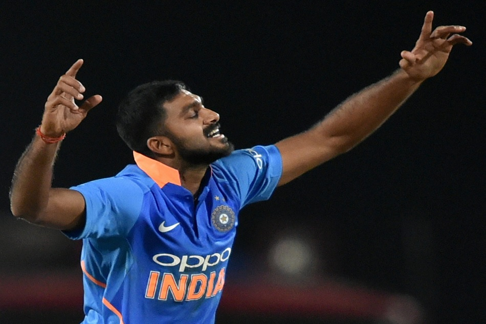 Vijay Shankar is not thinking about the world cup despite the heroic effort in nagpur odis win