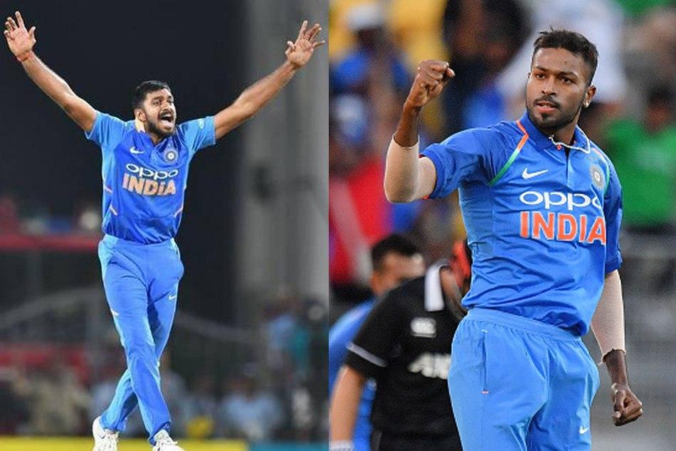 Ashish nehra said vijay shankar and hardik pandya both should be in world cup squad