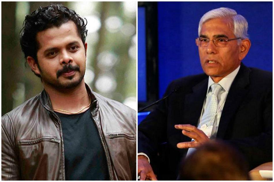 Vinod Rai Said Sreesanth Ban Issue Will Be Taken Up At Coa Meeting