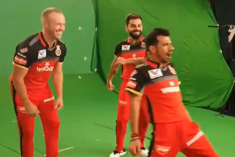 Ipl 2019 Laughter Is The Best Medicine And Virat Kohli Shows It In This Video