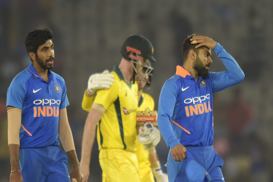 Virat Kohli Is Pretty Clear About The World Cup Squad Despit Series Loss Australia