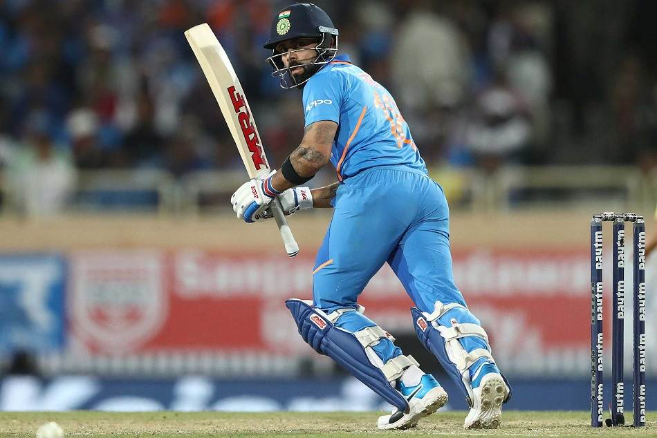 INDvsAUS: Virat Kohli achieved fastest 4,000 ODI runs as a captain