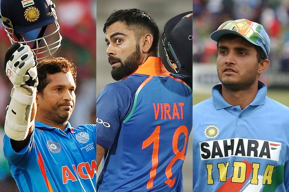 Virat Kohli Surpasses Sourav Ganguly Man The Match Award Sachin On Top