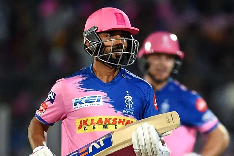 Ipl 2019 Ajinkya Rahane Fined Rs 12 Lakh For Maintaining Slow Over Rate