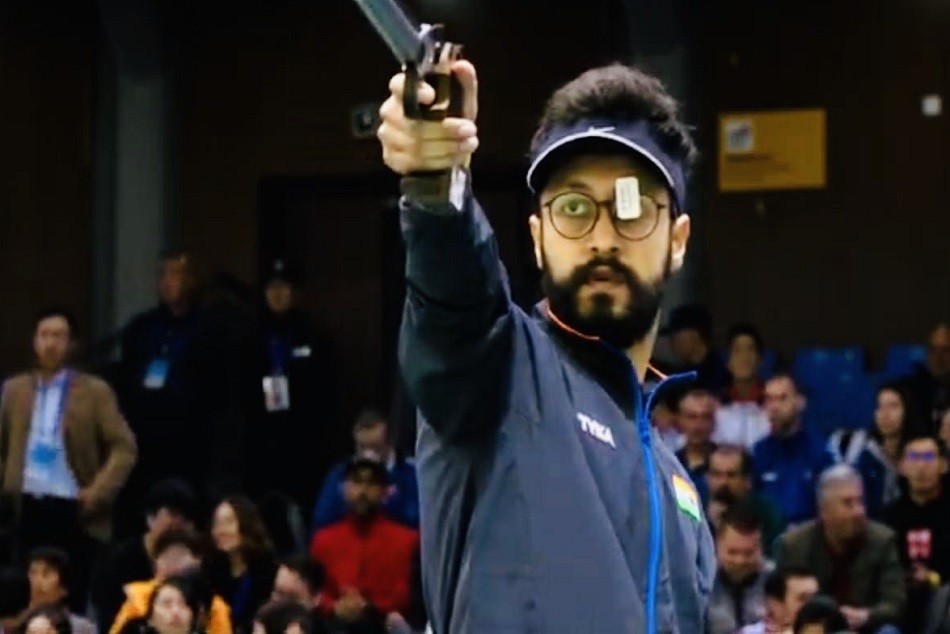 Issf World Cup 2019 Abhishek Verma Wins Gold And Earns His Seat In Tokyo Olympic