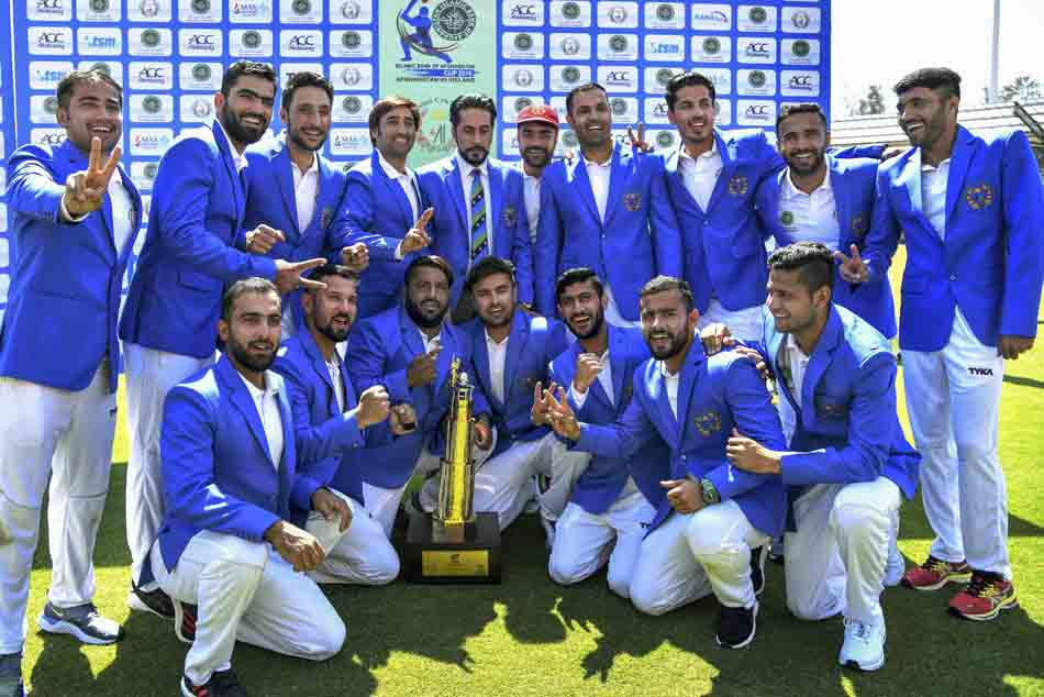 Afghanistan squad for world cup 2019
