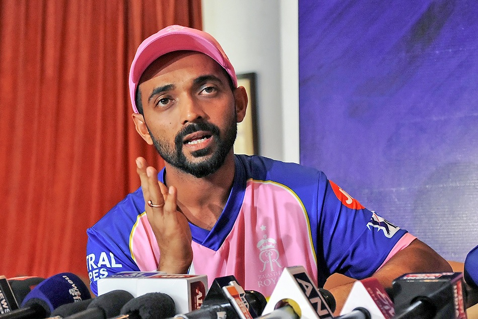 Ajinkya Rahane Filed An Application To Seek Permission From Bcci To Play In County Cricket