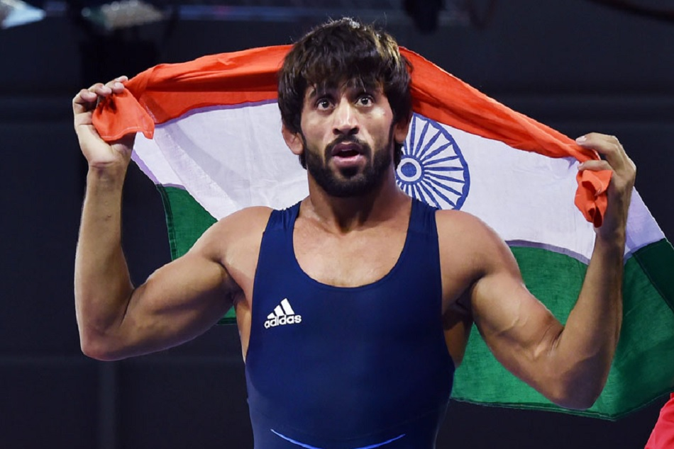 Asian Wrestling Championships 2019 Bajrang Punia Wins The First Gold For India
