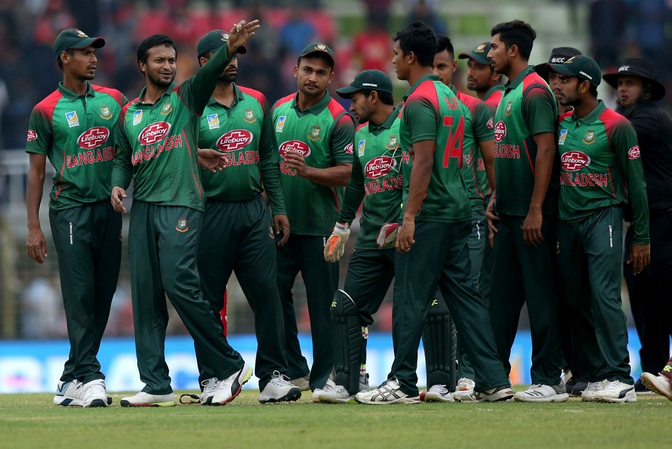Icc World Cup 2019 Worry For Bangladesh As Mustafizur Rahman Ankle Injury