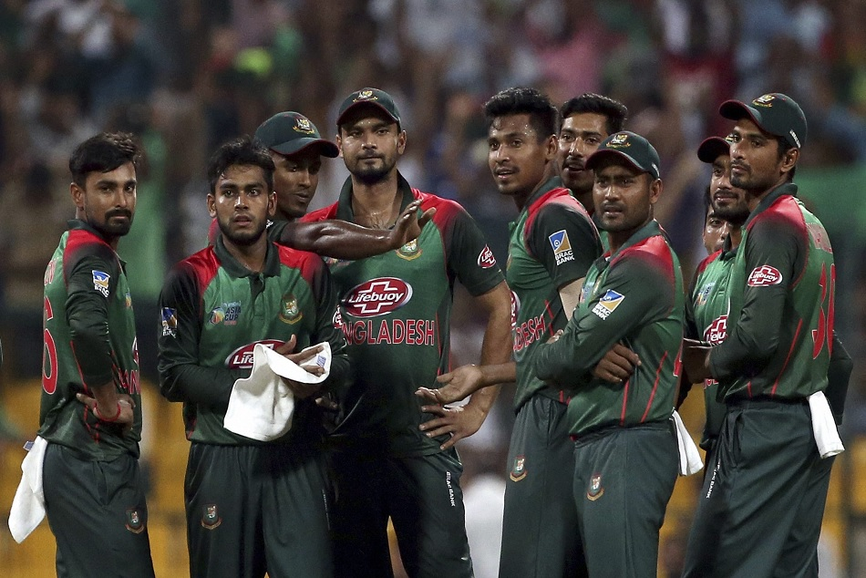 ICC World Cup 2019: Bangladesh announced its 15 members squad