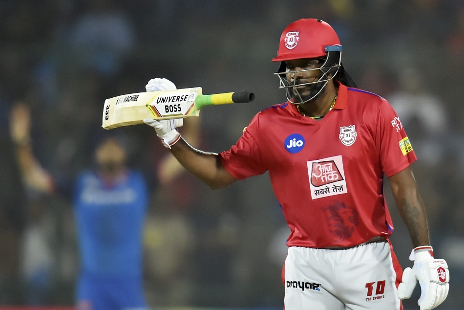 Ipl 2019 How Much Chris Gayle Does Love To Bat On Feroz Shah Kotla Stats