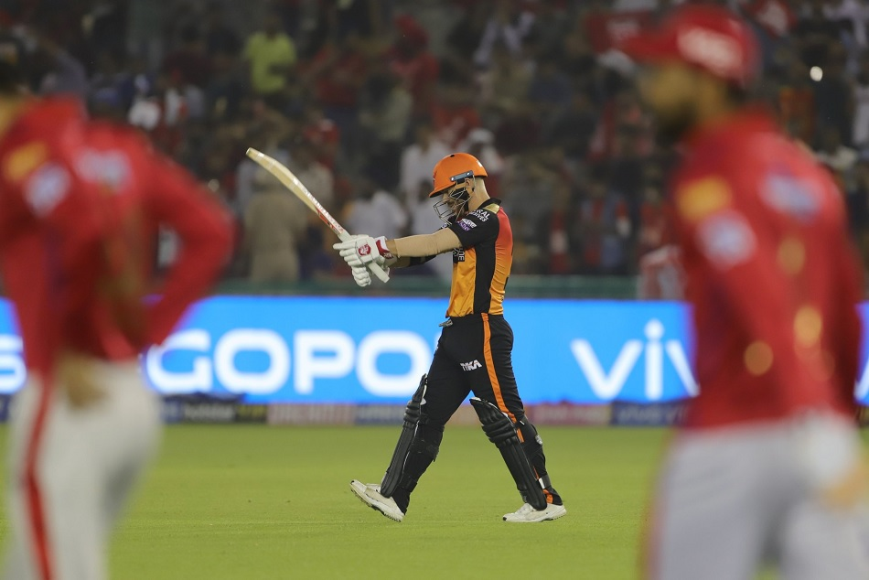 Ipl 2019 David Warner Made Seven Consecutive Fifties Against Kings Eleven Punjab