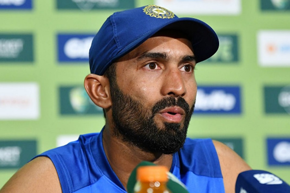 Dinesh Karthik Statement On Selection For World Cup