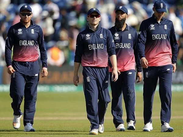 विश्व कप के लिए इंग्लैंड टीम इस प्रकार है-