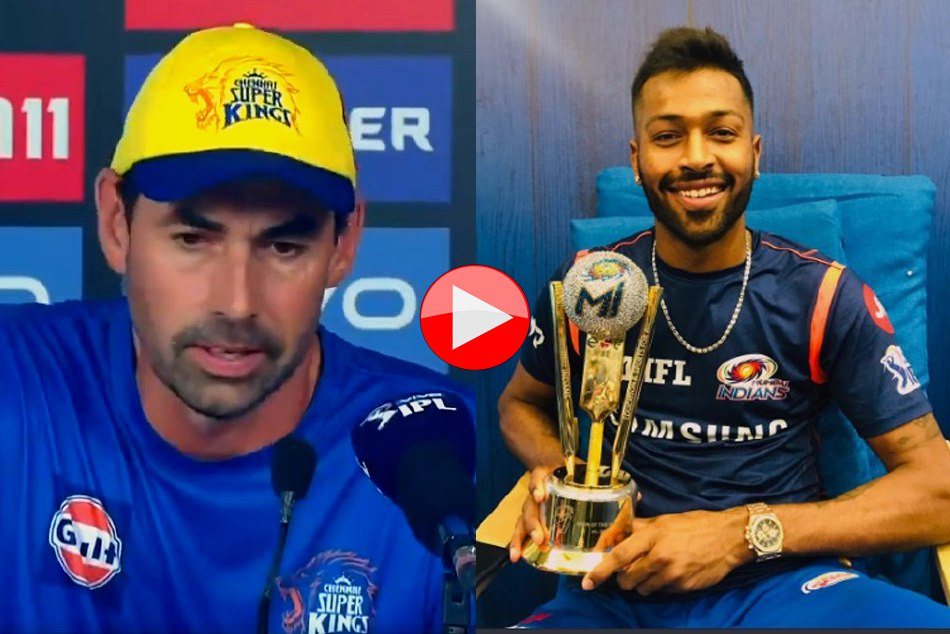 IPL 2019: CSK coach Stephen Fleming becomes a huge fan of hardik pandya