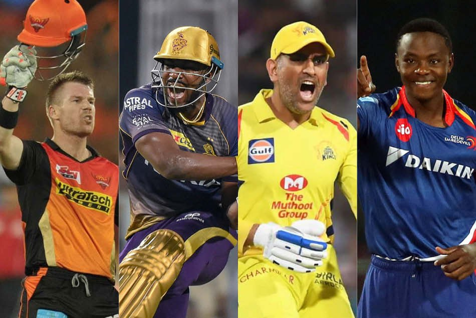 IPL Points Table 2019